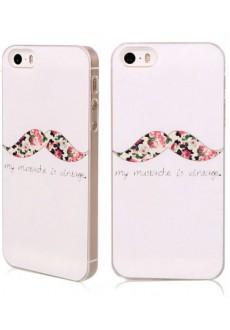 Чехол для iPhone 5/5s «Усики»