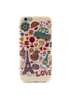 Чехол для iPhone 6 «Настроение - Париж»