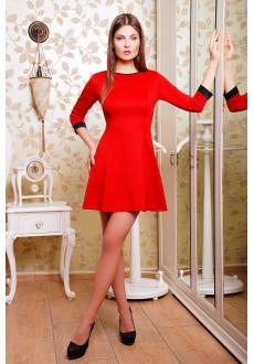 Платье на молнии Diana
